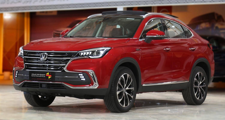 شانجان Cs85 سيارات شانجان الجديدة بالأسعار المواصفات والصور